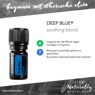 Beginnen met Deep Blue