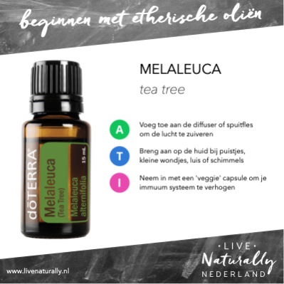Beginnen met Tea Tree